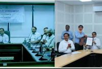 Signing of Joint Venture Agreement Between NLC India Limited and Coal India Limited