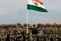 30,000 Indian troops in eyeball-to-eyeball confrontation with Chinese