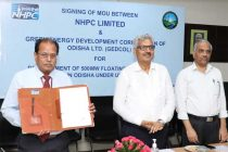 NHPC signs Memorandum of Understanding with GEDCOL for 'Development of 500 MW Floating Solar Projects in Odisha under UMREPP'
