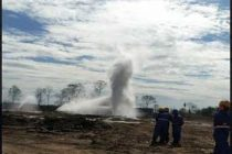 Blowout in Gas Well of Oil India Limited at Baghjan, Tinsukia 23 July 2020