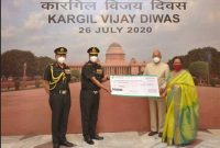 Prez donates Rs 20 lakh to Army R&R Hospital to combat COVID