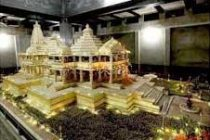 Sweets for all embassies to mark Ayodhya Bhumi Pujan