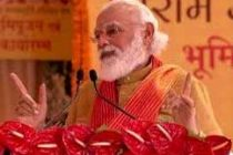 Despite efforts to eradicate Ram's existence, he lives in our hearts: Modi