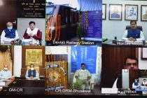 Goyal, Tomar flag off first Kisan Rail through video conferencing