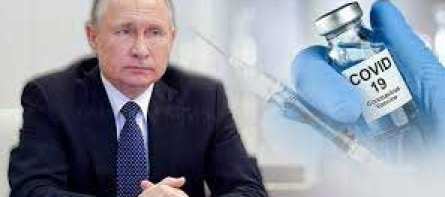 After Sputnik V, Russia approves another Covid-19 vaccine: Putin