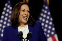 Harris makes history as 1st Indian-American candidate for US VP
