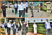 HPCL celebrates 74th Independence Day
