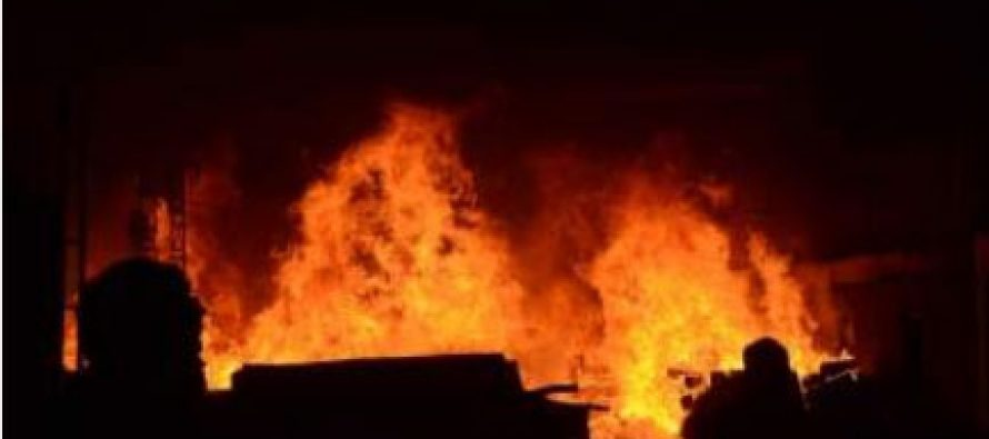 Major fire disrupts power production in Mettur Thermal plant