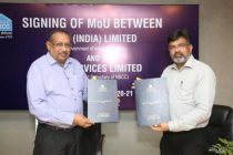 NBCC Services Ltd. Signed MoU with NBCC (India) Ltd.  for FY 2020-21