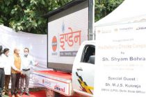 IndianOil launches LPG Pre- Delivery Check Awareness Campaign in Delhi