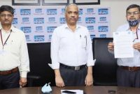 NHPC signs Memorandum of Agreement (MoA) with CSIR-CSIO Chandigarh for R&D collaboration