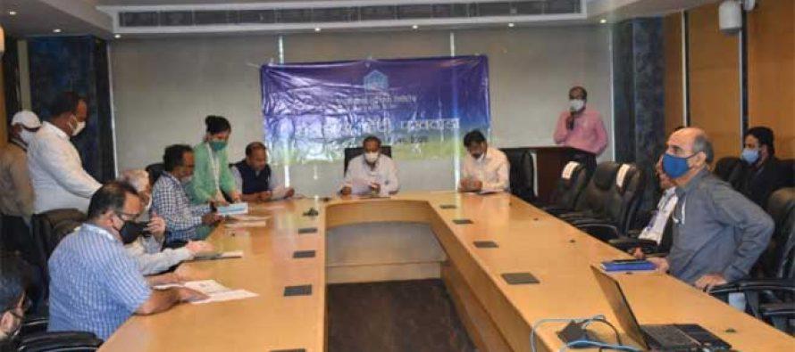 एनबीसीसी (इंडिया) लिमिटेड में हिंदी पखवाड़ा तथा हिंदी दिवस का आयोजन