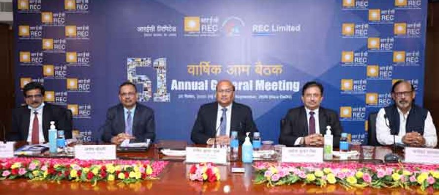 REC holds its 51st Annual General Meeting