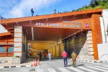 Modi inaugurates strategic Atal highway tunnel in Himalayas