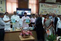 संसदीय राजभाषा समिति की दूसरी उपसमिति ने 03 अक्टूबर, 2020 को आरईसी निगम कार्यालय, नई दिल्ली का निरीक्षण किया