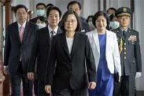 On National Day, Taiwan sends strong message against Chinese aggression