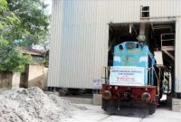 Fly ash goes long distance as NTPC begins to transport across the country