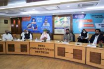 Arjun Ram Meghwal, Minister of State for HI&PE, reviews Performance of BHEL