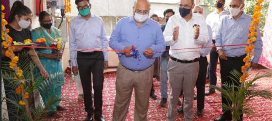 REC CSR projects worth Rs. 1.34 Crore inaugurated in National Association for the Blind