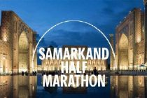 I International Half Marathon to be held in Samarkand