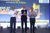 BPCL LAUNCHES MAK 4T BLAZESYNTH – A SYNTHETIC ENGINE OIL