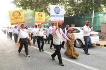 PNB organises Walkathon for Vigilance Awareness