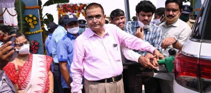 HPCL commissions new Retail Outlet for Reformation and Rehabilitation of Prisoners in Andhra Pradesh