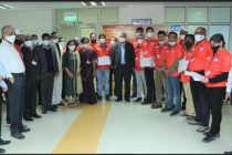 NHPC begins 46th Raising day celebrations with Blood Donation Camp