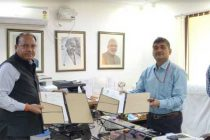 HSCL- a Subsidiary of NBCC, Signed MoU with NESTS