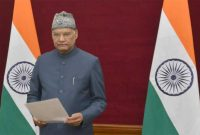 PRESIDENT OF INDIA LEADS THE NATION IN COMMUNITY READING OF THE PREAMBLE TO THE CONSTITUTION OF INDIA