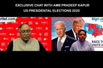 Sarkaritel.com Video Interview with Amb Pradeep Kapur on US Presidential Elections 2020