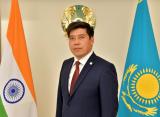 Kazakh envoy to India Yerlan Alimbayev appointed deputy foreign minister of Kazakhstan