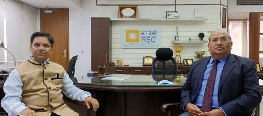 Sarkaritel.com Video Interview with Sanjeev Kumar Gupta, Chairman & Managing Director & Director (Technical), REC Limited