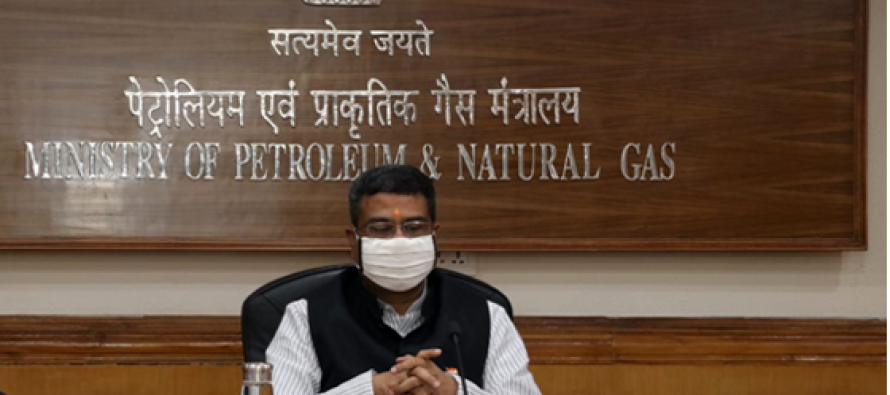Dharmendra Pradhan launches world-class premium grade Petrol (Octane 100) in the country