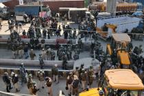 Tikri, Singhu borders sealed as farmers rally for Delhi entry