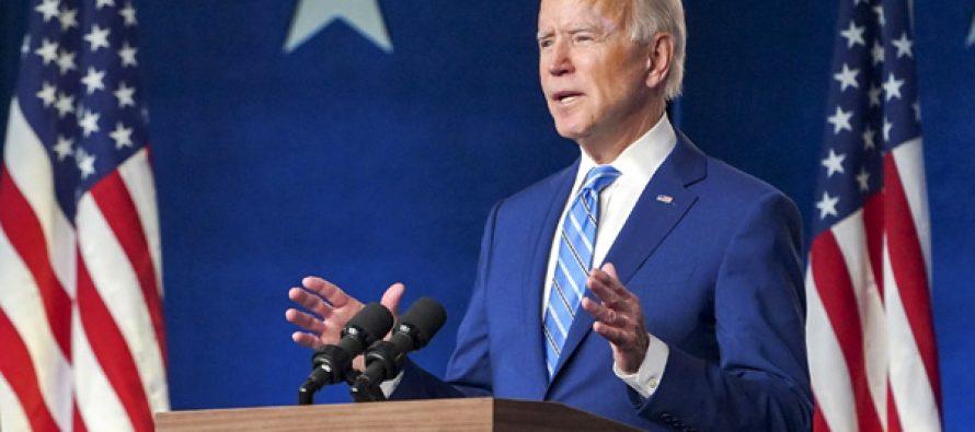 First round of Biden, Harris Cabinet picks on Nov 24