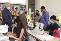 REC sponsors 'Employment Linked Vocation Training' for the underprivileged