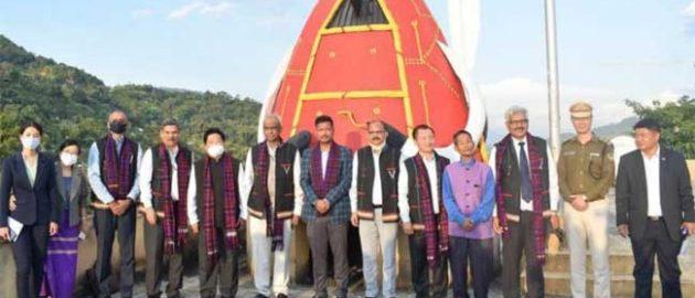 Secretary (Power) Govt. of India visits Changlang, Arunachal Pradesh