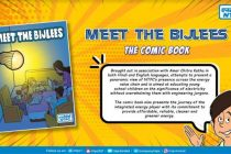 Meet The Bijlees' by NTPC: Awareness about electricity through comic route