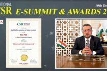 RailTel Wins CSR Times Award for Menstrual Hygiene Management Project