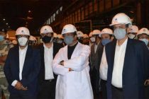 Steel Minister emphasizes role of SAIL steel plants in Mission Purvodaya to drive development of eastern India, during his Durgapur and IISCO steel plant visit