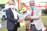 NHPC CMD meets Chief Minister of Manipur