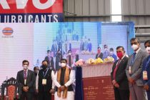 Petroleum Minister inaugurates IndianOil's State of the Art Lubricant Blending Plant in Kolkata