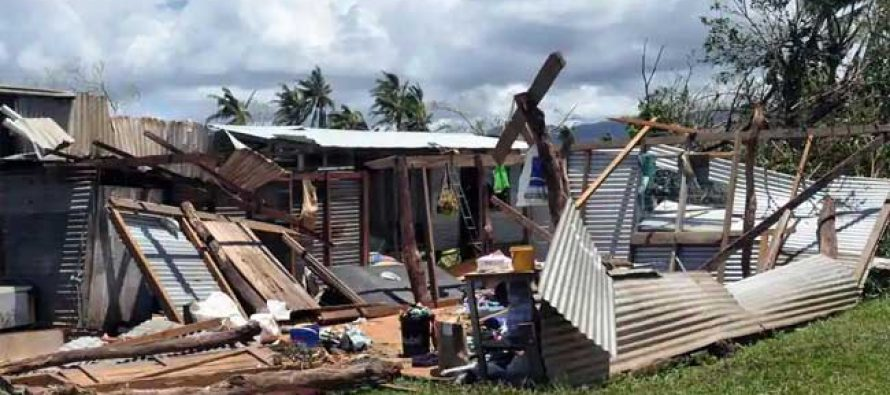 India Delivers Humanitarian Assistance & Disaster Relief Support to Fiji after Tropical Cyclone Yasa