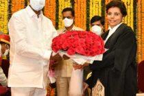 Hima Kohli takes over as first woman CJ of Telangana HC