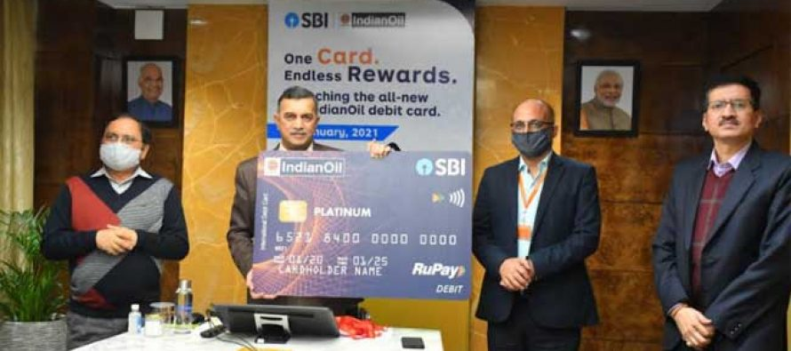 IndianOil teams up with SBI to launch a power-packed co-branded RuPay debit card