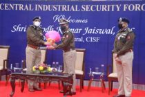 Subodh Kumar Jaiswal, IPS took over the charge of Director General, CISF