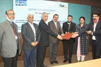 NHPC signs Definitive Agreement for implementation of Approved Resolution Plan for takeover of 120 MW Rangit-IV HE Project of JPCL in Sikkim