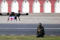 CMR grants permission for drone trial to deliver vaccine