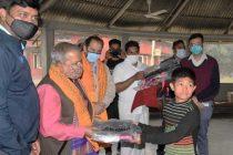 NTPC Bongaigaon bring smiles to the children of Alarayan Orphanage, Kokrajhar